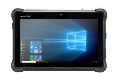 Ruggedized-Tablet-PC-Durios-DTR301-vorne