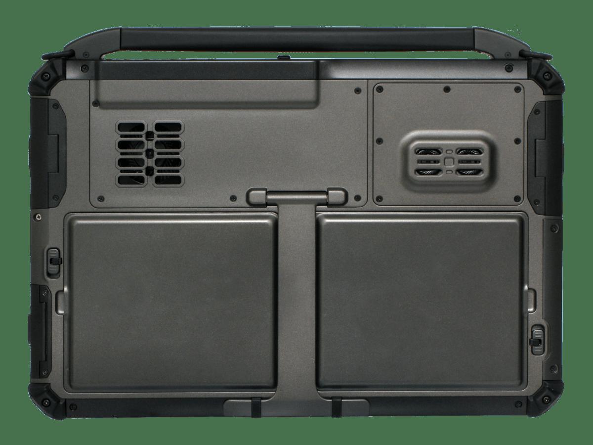 DTR340 Tablet PC Rückseite