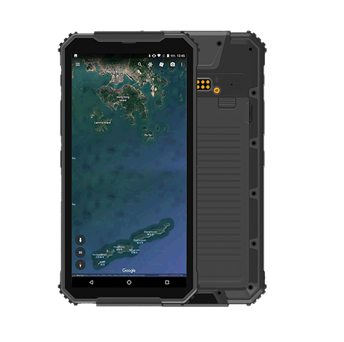 rugged-Mini-Industrie-Tablet-Durios-F60A-GoogleEarth