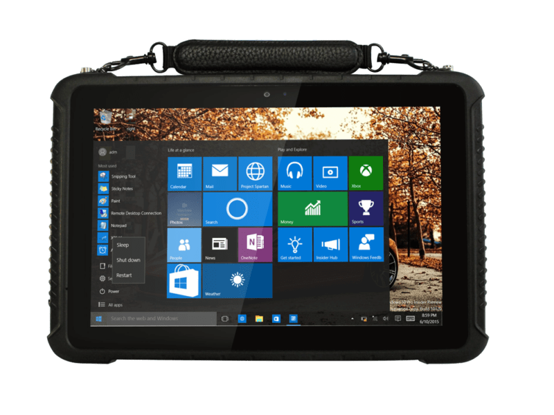 ruggedized-tablet-durios-q10-front-tragegriff
