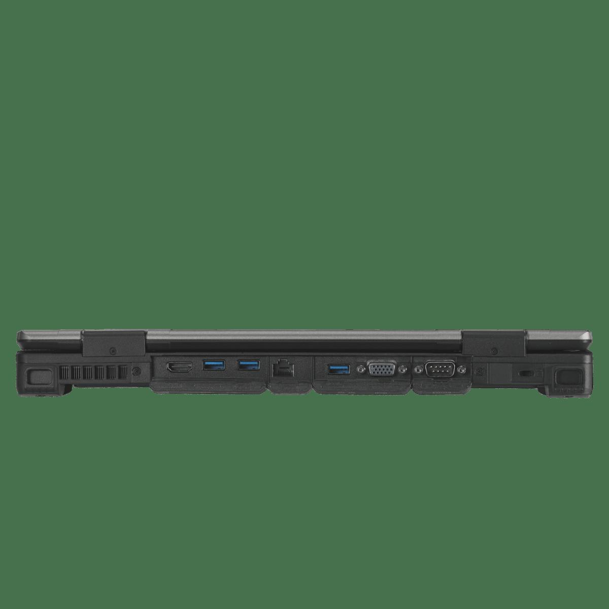 Industrie-Notebook-S410-IO-Port-Getac