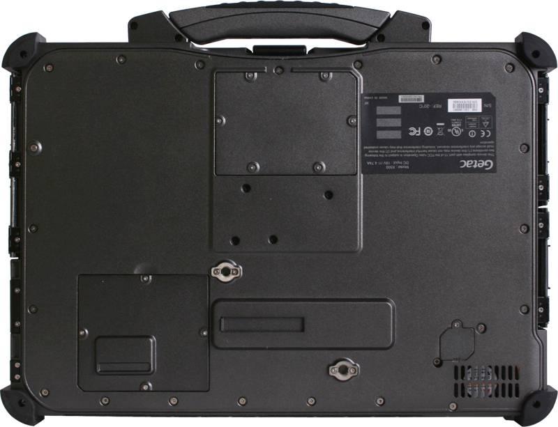 Outdoor-Notebook-Getac-X500-unterseite