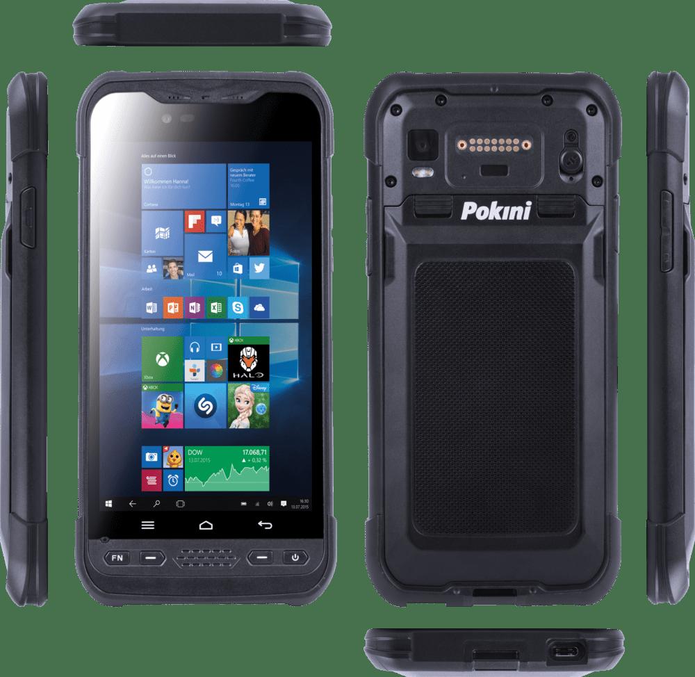 Outdoor-Tablet-Pokini-Tab-K6-Uebersicht