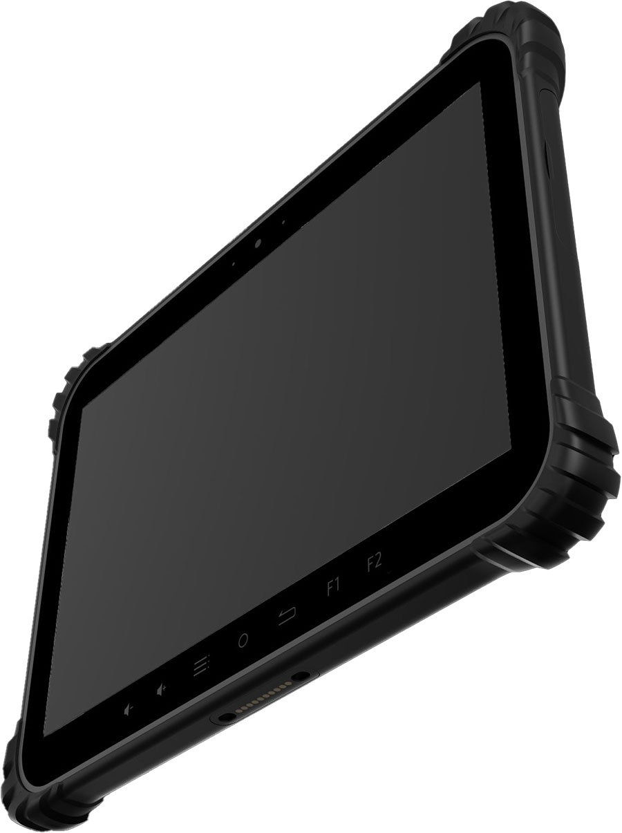 Durios-F100-Industrie-rugged-Tablet-schraeg