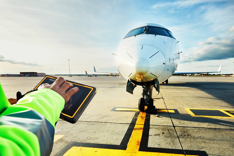 Luft-Raumfahrt-Outdoor-Tablet