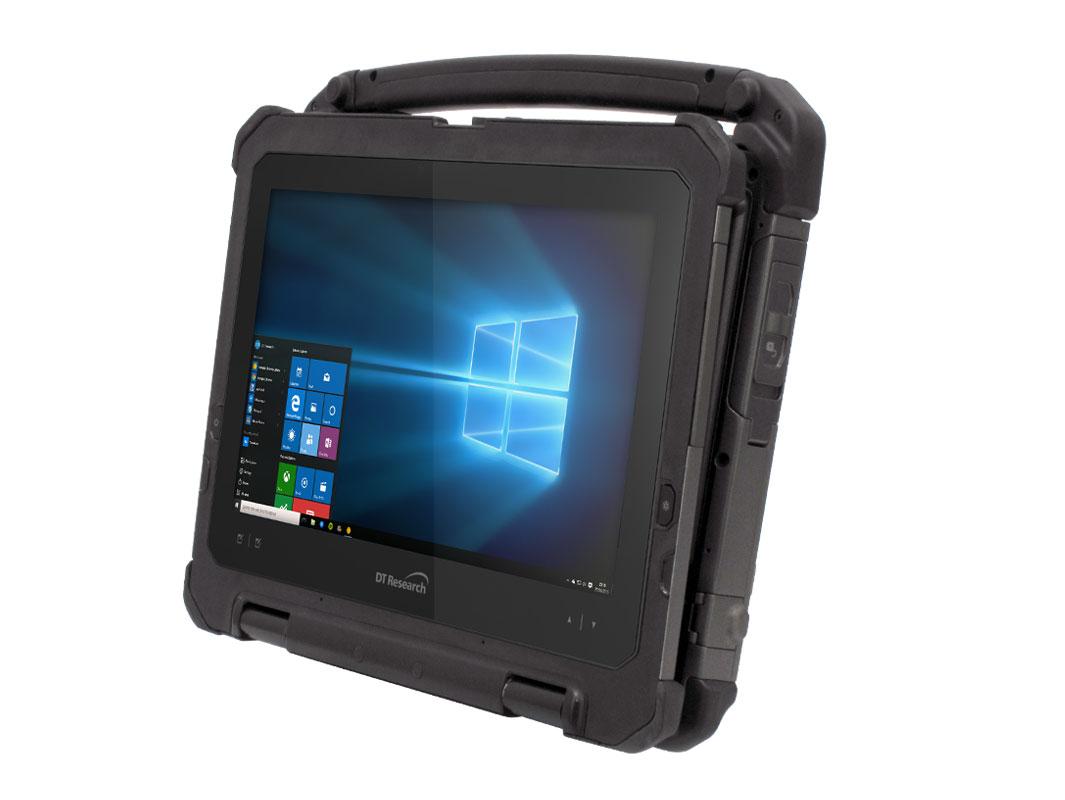full-rugged-Convertible-Notebook-Durios-DTR-320-LT-klappbar