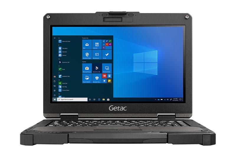 Getac-B360-Militär-Outdoor-Notebook
