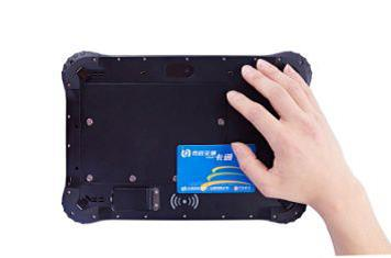 Industrie-Tablet-Durios-Q10-NFC-Reader