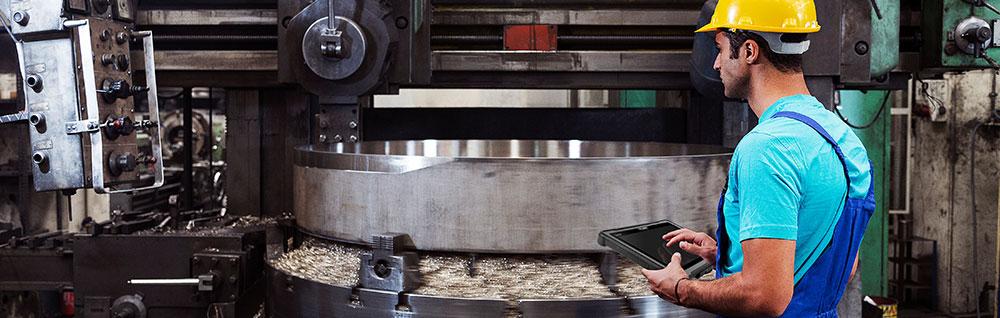 Industrie Tablet - IP Schutzklasse abhaengig vom Einsatzort