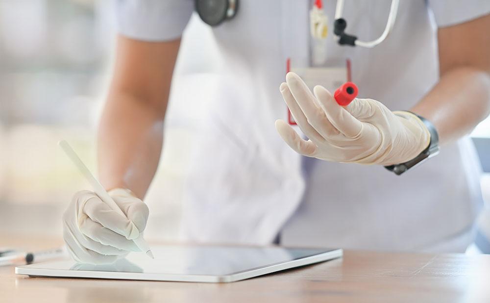 medizinische-Tablets-Digitizer
