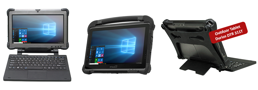 Outdoor-Tablet-Durios-DTR-311T