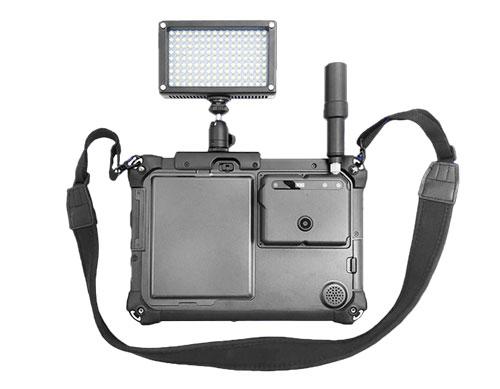 RTK-Tablet-externe-Helix-Antenne