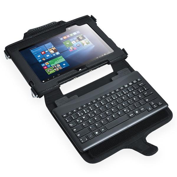 Tasche-Schutzschale-Mobilis-inklusive-Bluetooth-Tastatur-A10B-Pokini