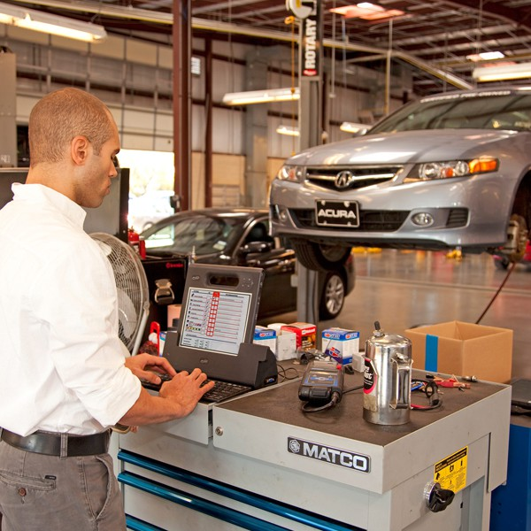 robuste Tablets Automobilbranche