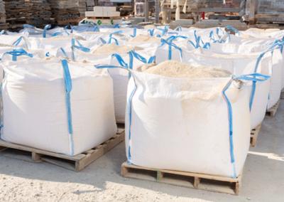Zement-Lagerung-Acturion-Tablets
